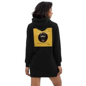 Customized Design (Back) Hoodie dress