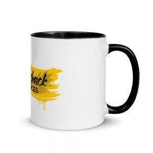 Mimshack Mug with Color Inside